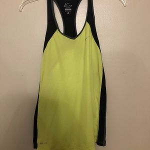 Nike and Under Amour Work Out Tank Tops